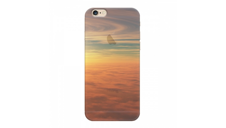 Накладка Deppa Art Case iPhone 6/6S Nature Озеро (арт. 101109)