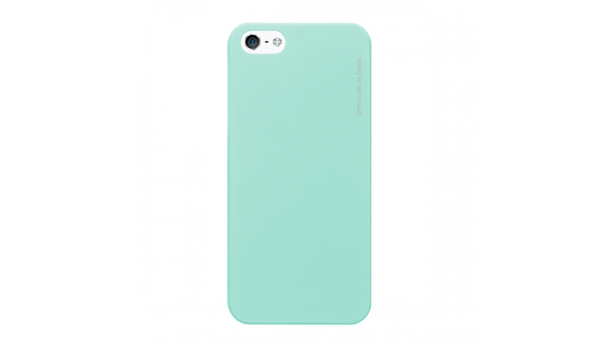 Накладка Deppa Air Case iPhone 5/5S/SE Мятная (арт.83092)
