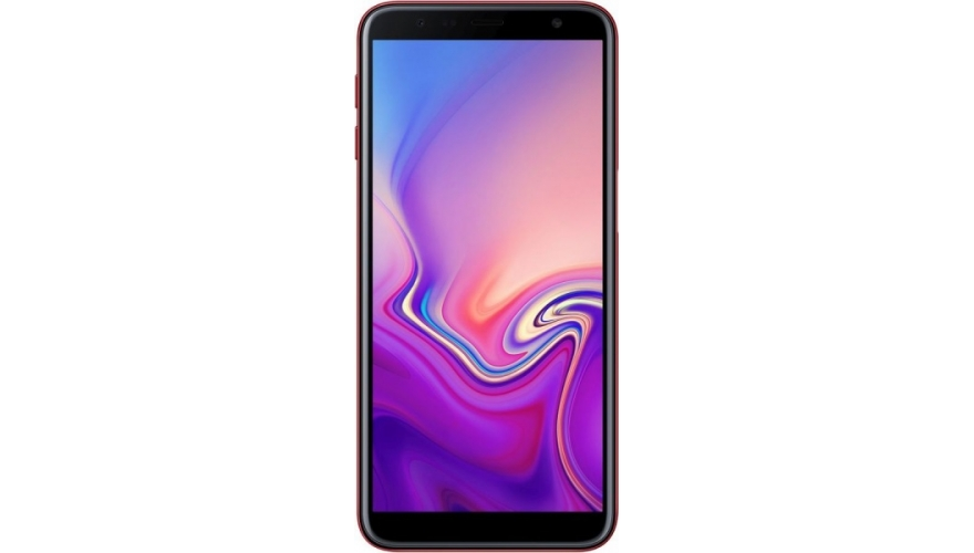 Смартфон Samsung Galaxy J6+ (2018) 32GB Red (красный) (RU)