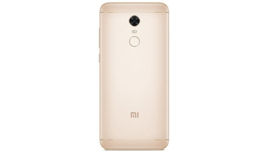 Смартфон Xiaomi Redmi 5 Plus 3GB+32Gb Gold (Золотой)