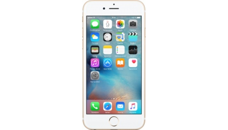 Смартфон Apple iPhone 6S 32GB Gold A1688 EU