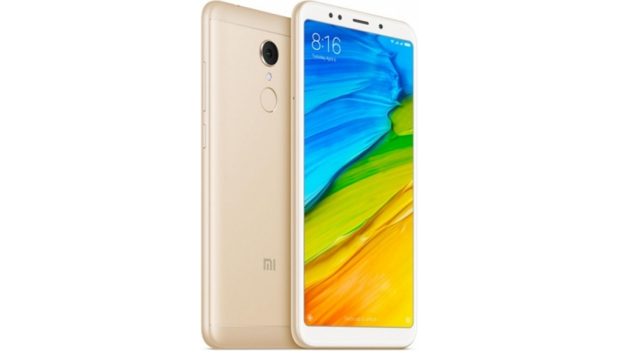 Смартфон Xiaomi Redmi 5 2GB+16Gb Gold (Золотой)