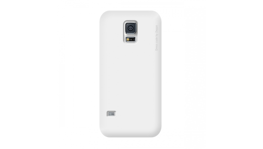 Накладка Deppa Air Case+пленка Samsung G800F Galaxy S5 Mini White