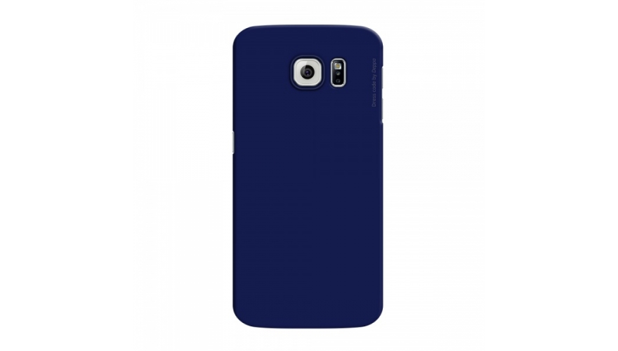 Накладка Deppa Air Case+пленка Samsung G920F Galaxy S6 Dark Blue