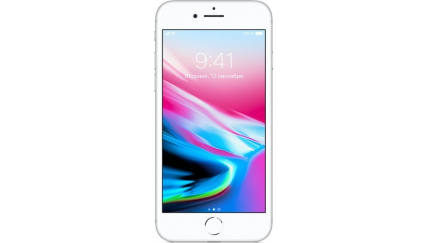 Смартфон Apple iPhone 8 64GB Серебристый A1905 EU