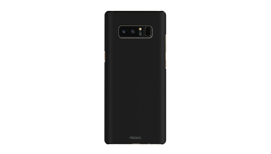Накладка Deppa Air Case Samsung N950 Galaxy Note 8 Black арт.83325